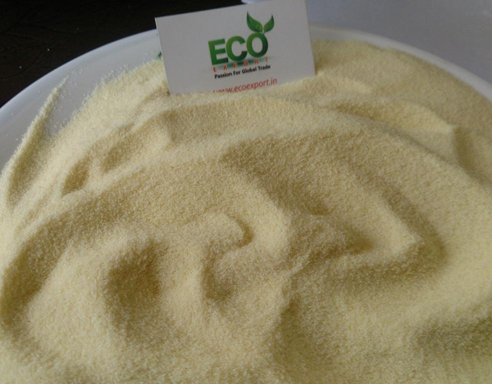 Durum Wheat Semolina Exporter